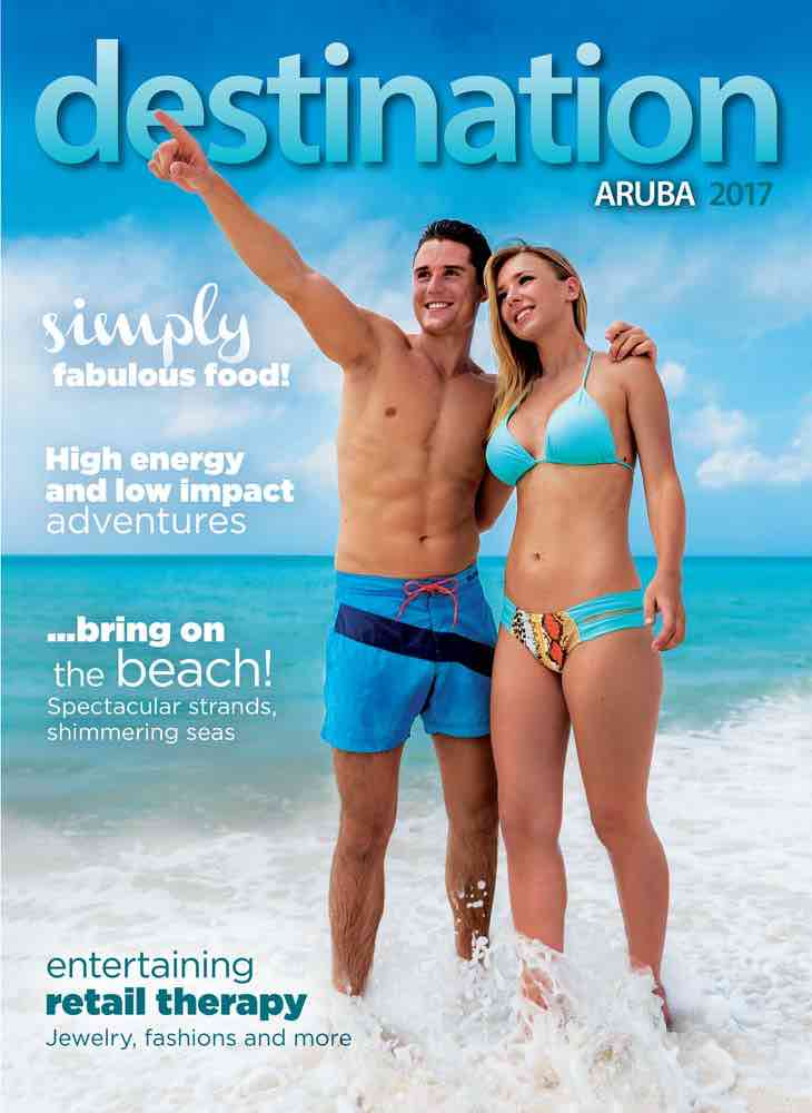 Destination Aruba Magazine