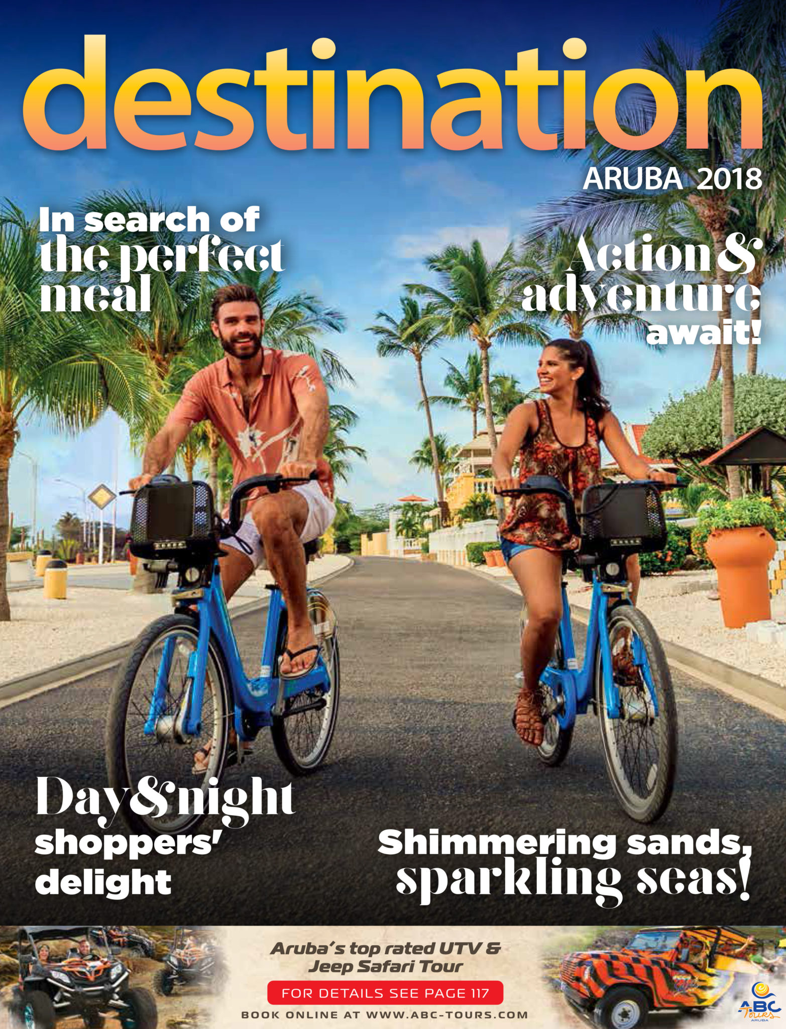 Destination Aruba Magazine 2018