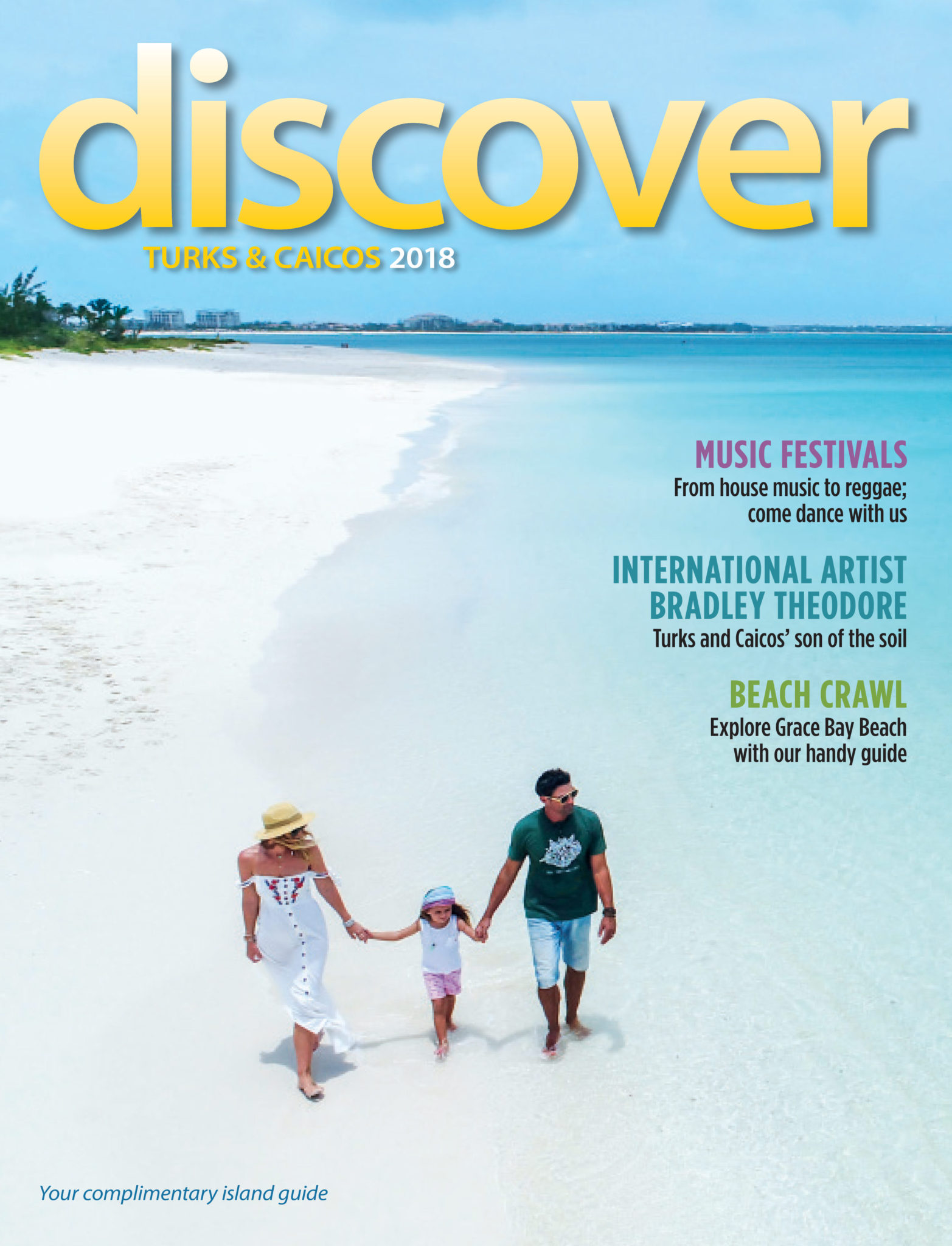 Discover Turks and Caicos Magazine 2018