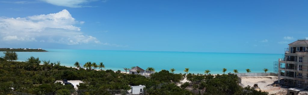 Long Beach, Turks & Caicos, named in the Top International Islands for Beaches
