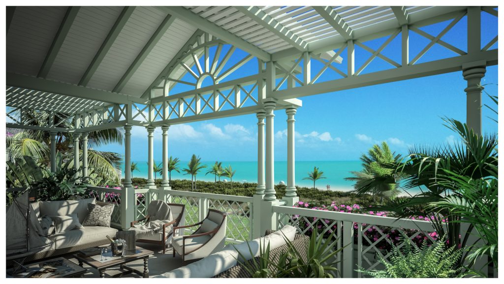 The Shore Club's Luxurious Villas on Long Bay Beach in Turks & Caicos