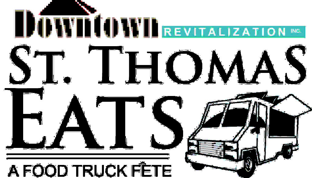 Calling All Food Trucks! ST. THOMAS EATS A Food Truck Fete Friday, September 25, 2015 – 4:30 to 8PM