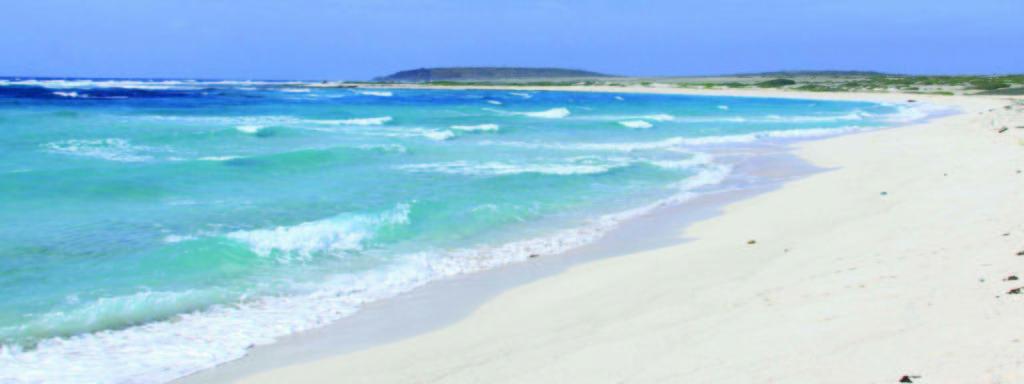 Aruba's glorious golden beaches beckon