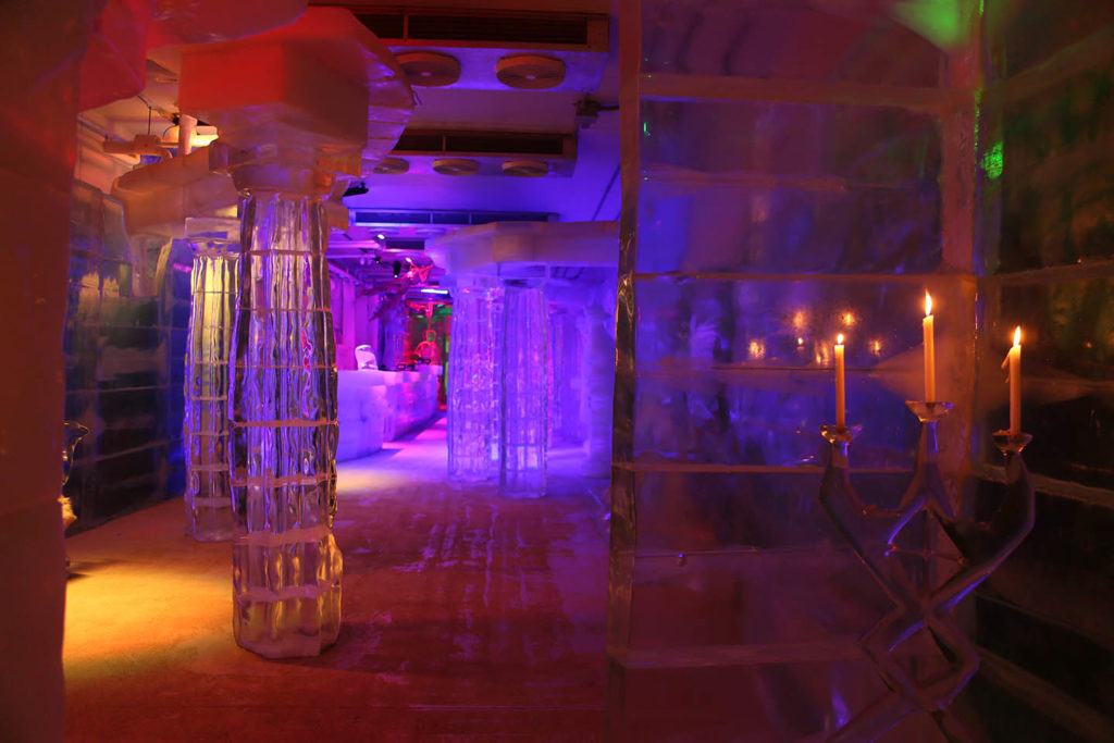 Looking to do something different on St. Thomas? Check out Magic Ice