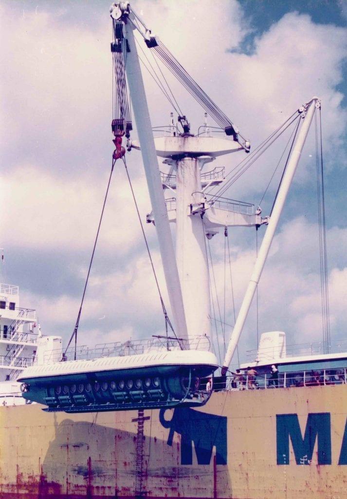 Atlantis Submarines Aruba first dive - Oct. 1990 (1)