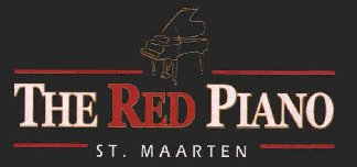 Lacey Troutman performing at The Red Piano in St. Maarten