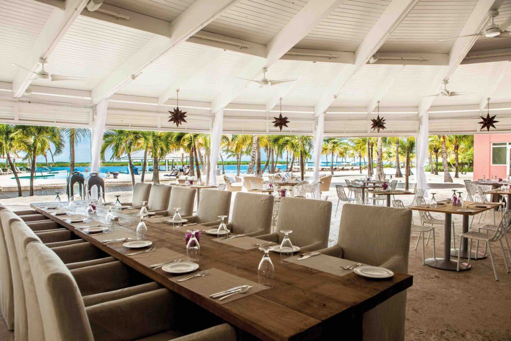 Where to eat at Blue Haven Resort & Marina, Turks and Caicos