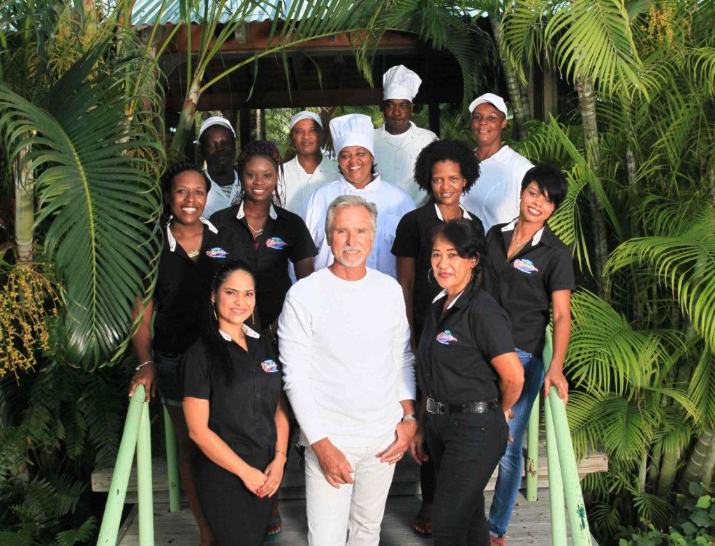 Fun Times at Jimbo's Rock & Blues Bar & Restaurant on St Martin/St Maarten