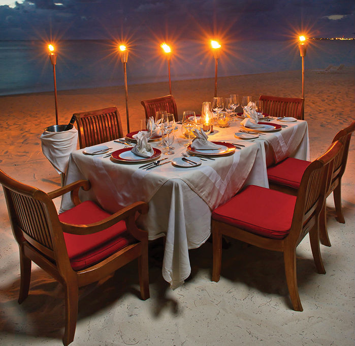 Best places to eat with a view on Grand Cayman