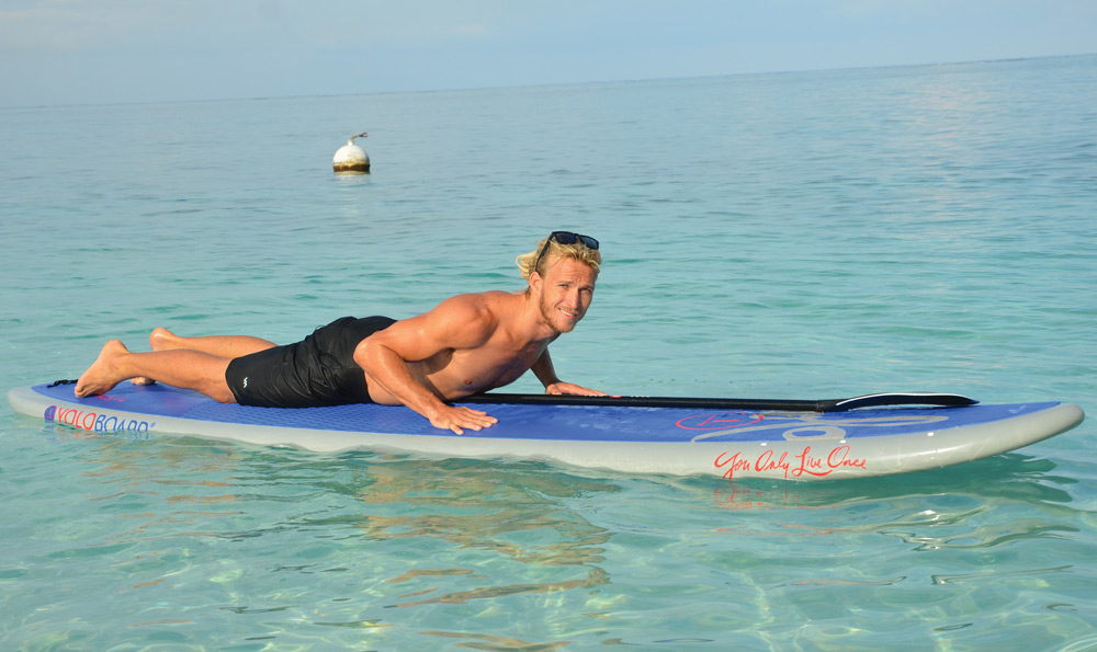 Tips on how to Stand Up Paddle Board Cayman Style
