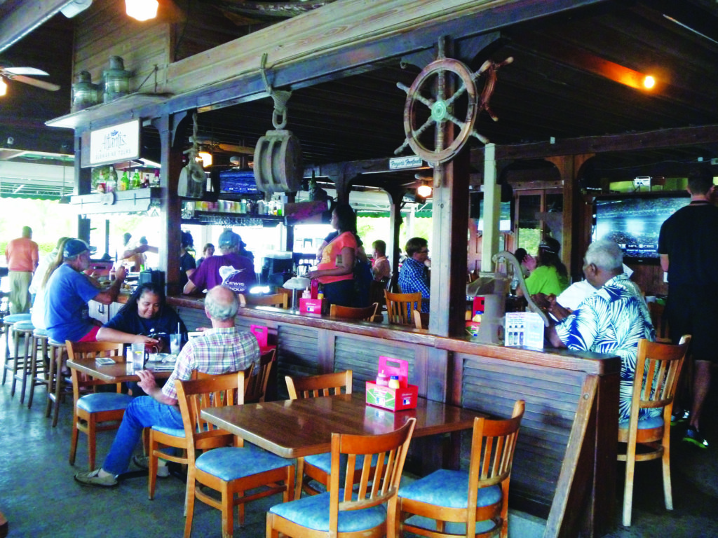 Bar review: Tickles Dockside Pub on St. Thomas