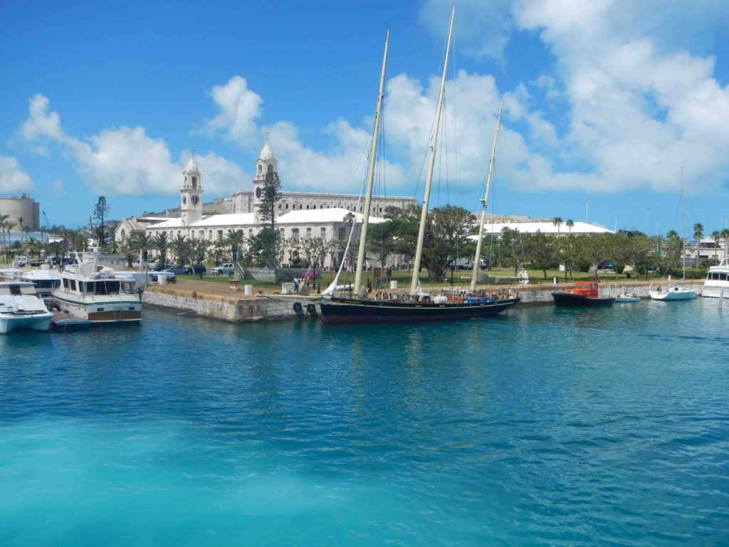 Bermuda's Royal Naval Dockyard: a destination in its own right