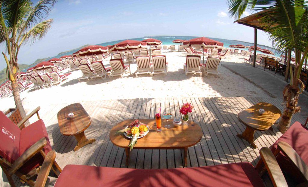 Waikiki Beach, Orient Bay, St. Martin/St. Maarten