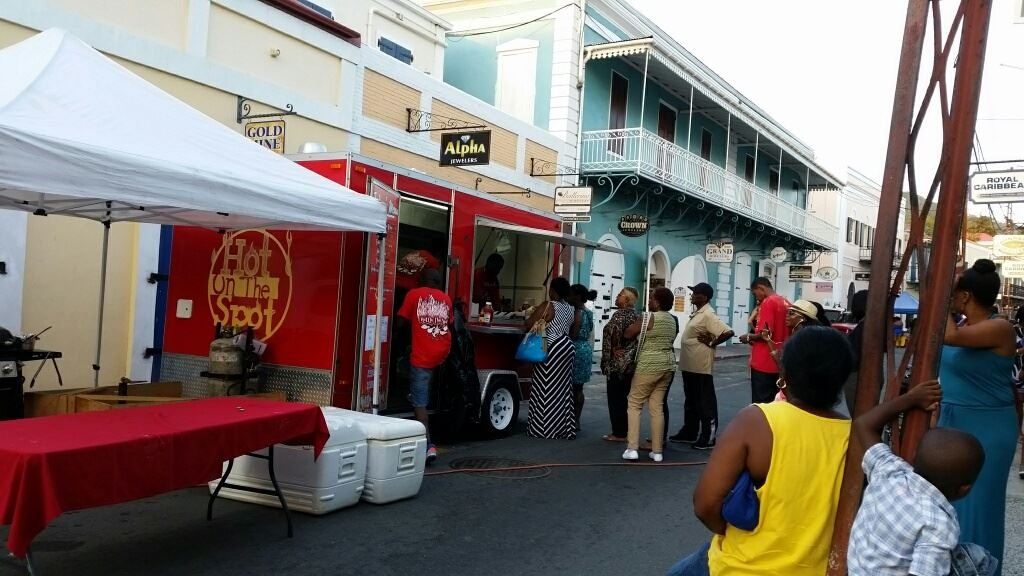 ST. THOMAS EATS – A Food Truck Fête