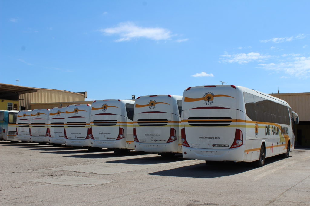 De Palm Tours Extends Comfort Offering With New Bus Fleet