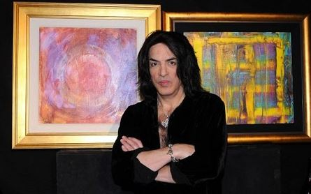 PAUL STANLEY ART – RAISING FUNDS FOR THE NATIONAL GALLERY OF THE CAYMAN ISLANDS