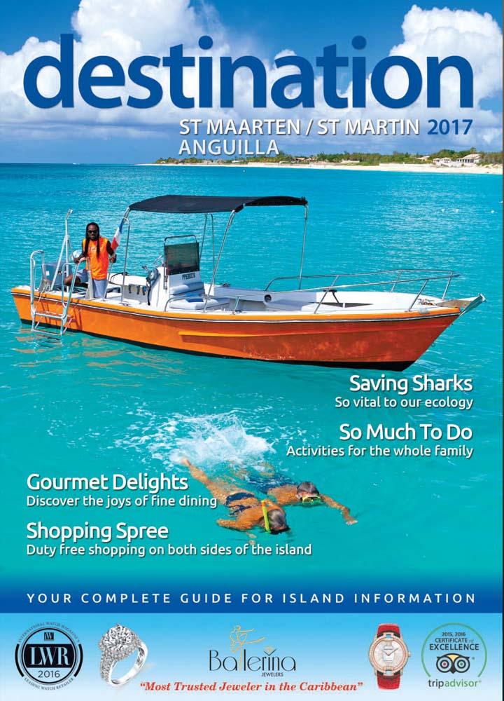 destination St Maarten/St Martin E-Magazine