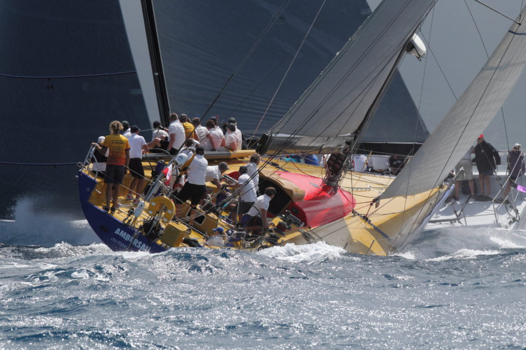 The St Maarten Heineken Regatta