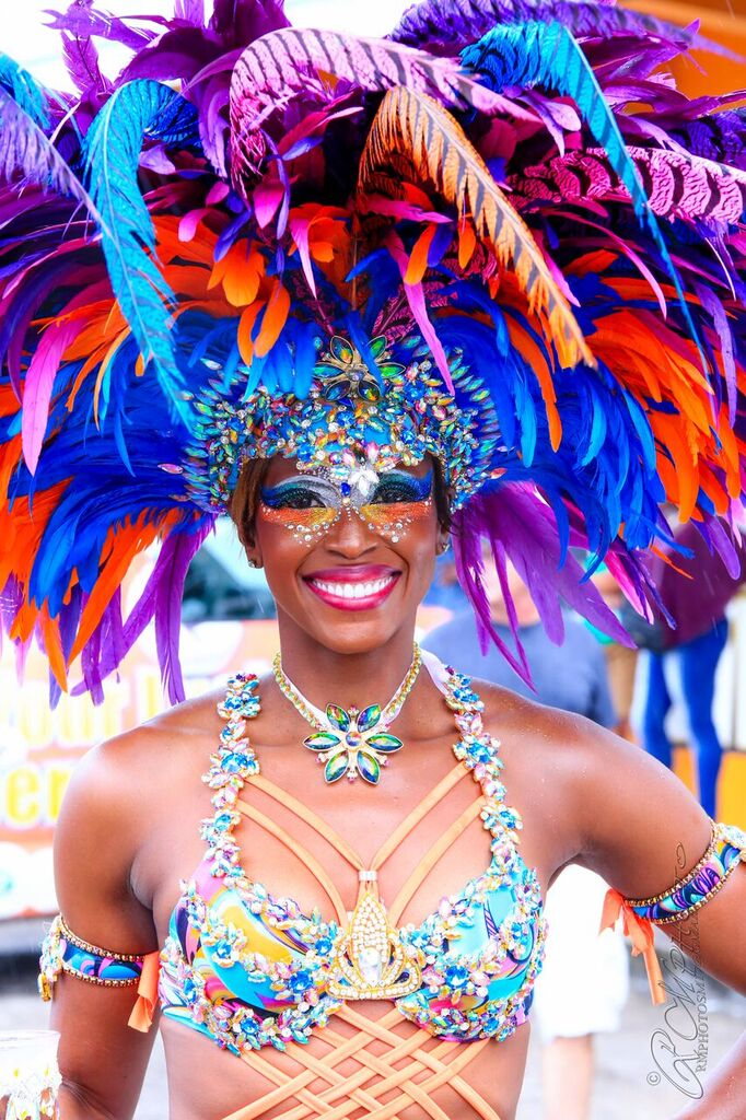 Carnival season on St Maarten