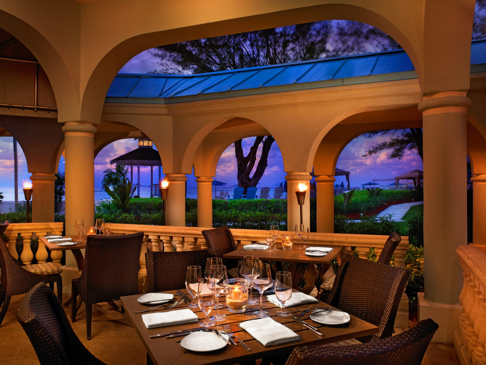 The Westin Grand Cayman's Immersive Spanish Wine Dinner
