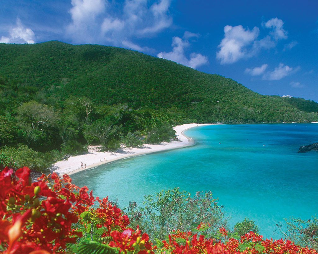 8 of the best beaches in the Caribbean