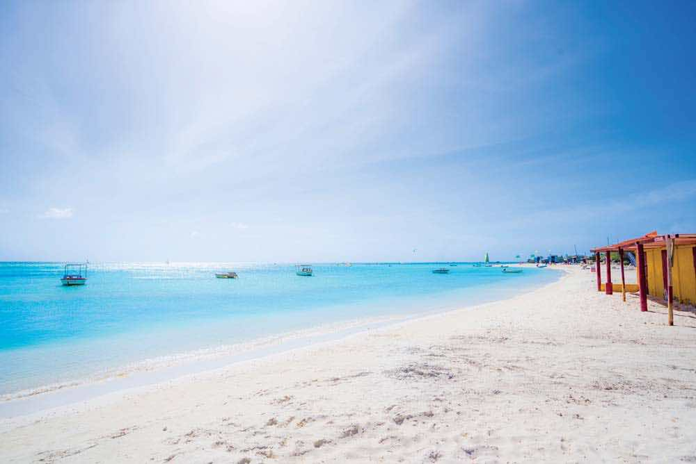 6 reasons why Aruba is 'One Happy Island'