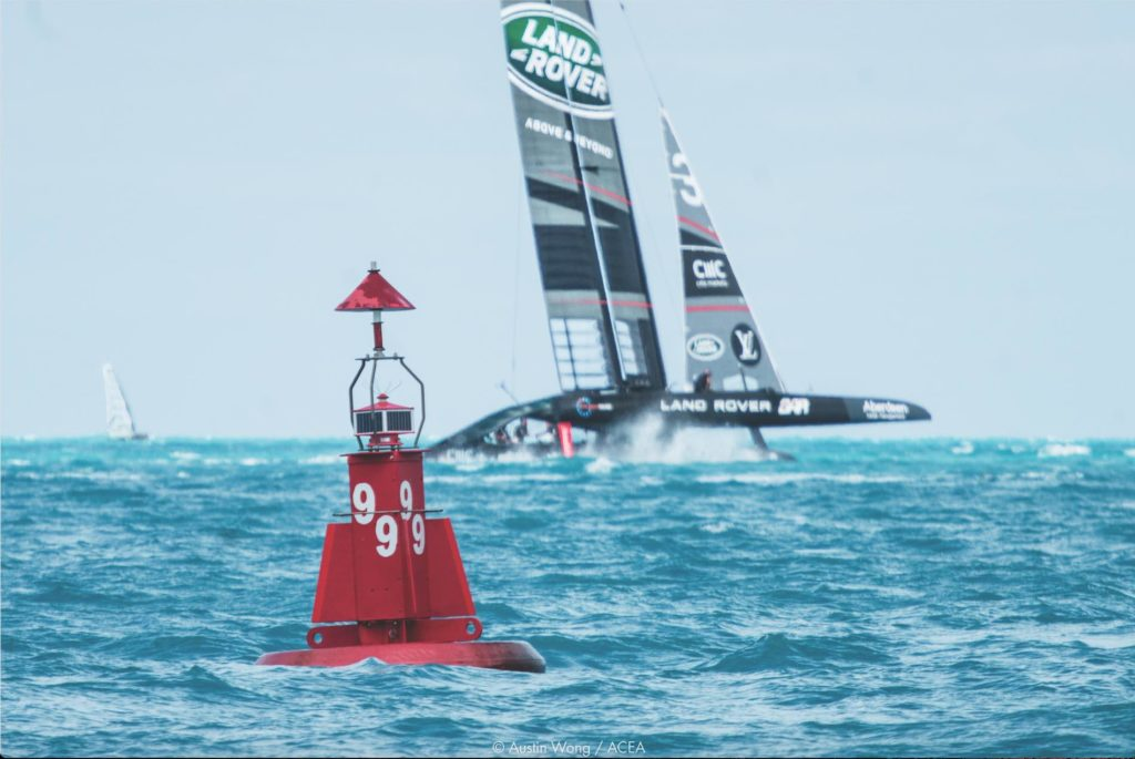 The 35th America's Cup comes to Bermuda