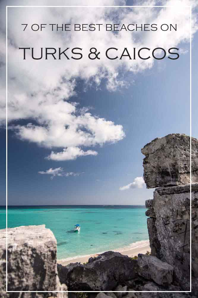 7 of the best beaches on Providenciales, Turks and Caicos