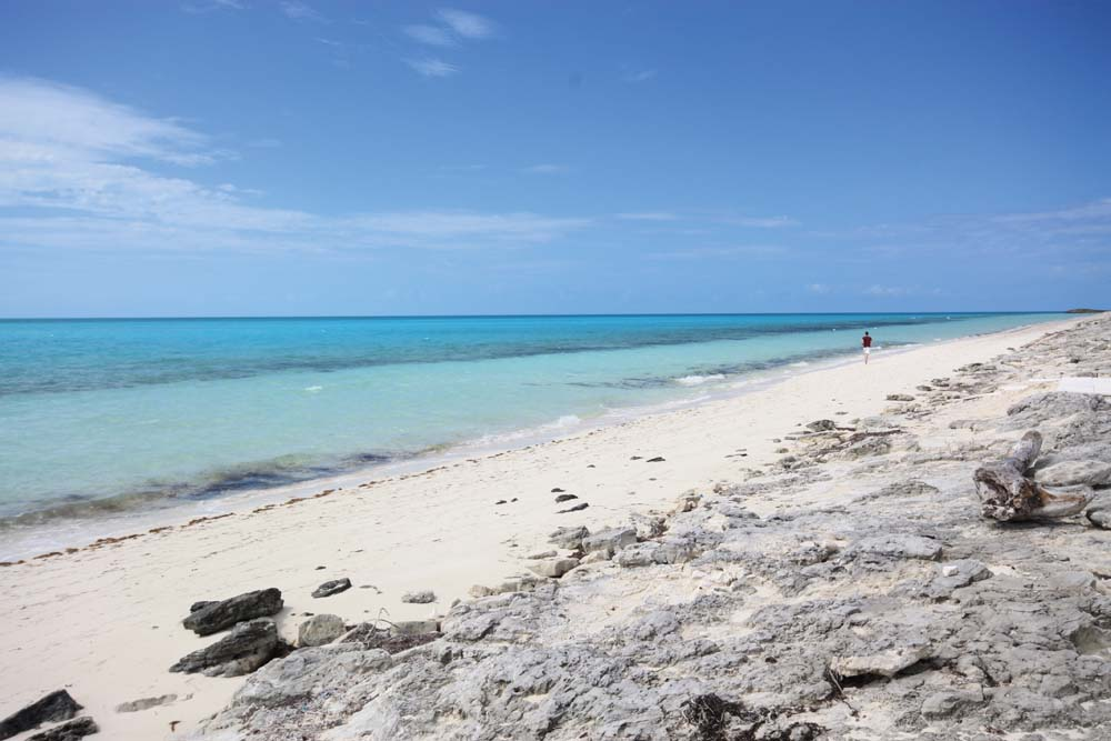 Long Bay Beach Turks and Caicos Providenciales