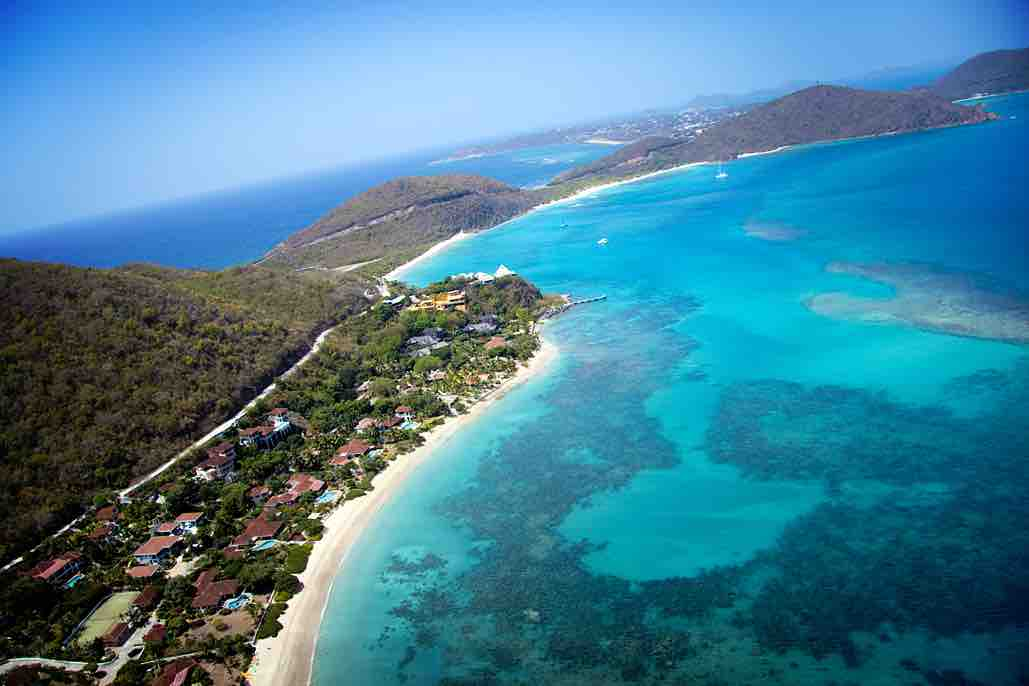 Virgin Gorda British Virgin Islands