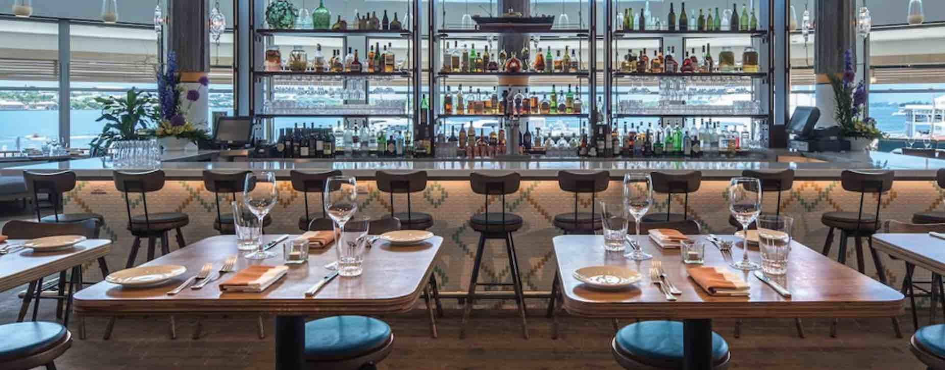 Bermuda's ultimate dining guide