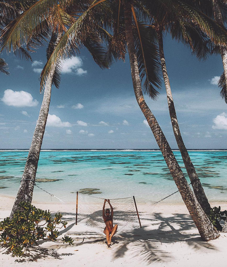 Do you travel x gypsea lust, Cook Islands