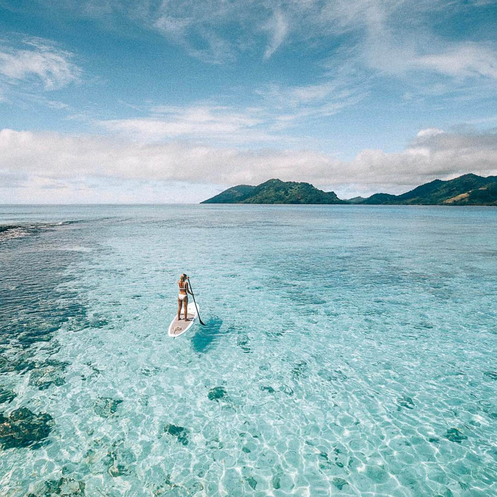 Do You Travel x Gypsea Lust South Pacific Ocean