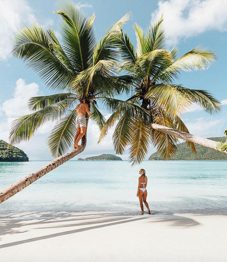 Do you travel x gypsea lust US Virgin Islands