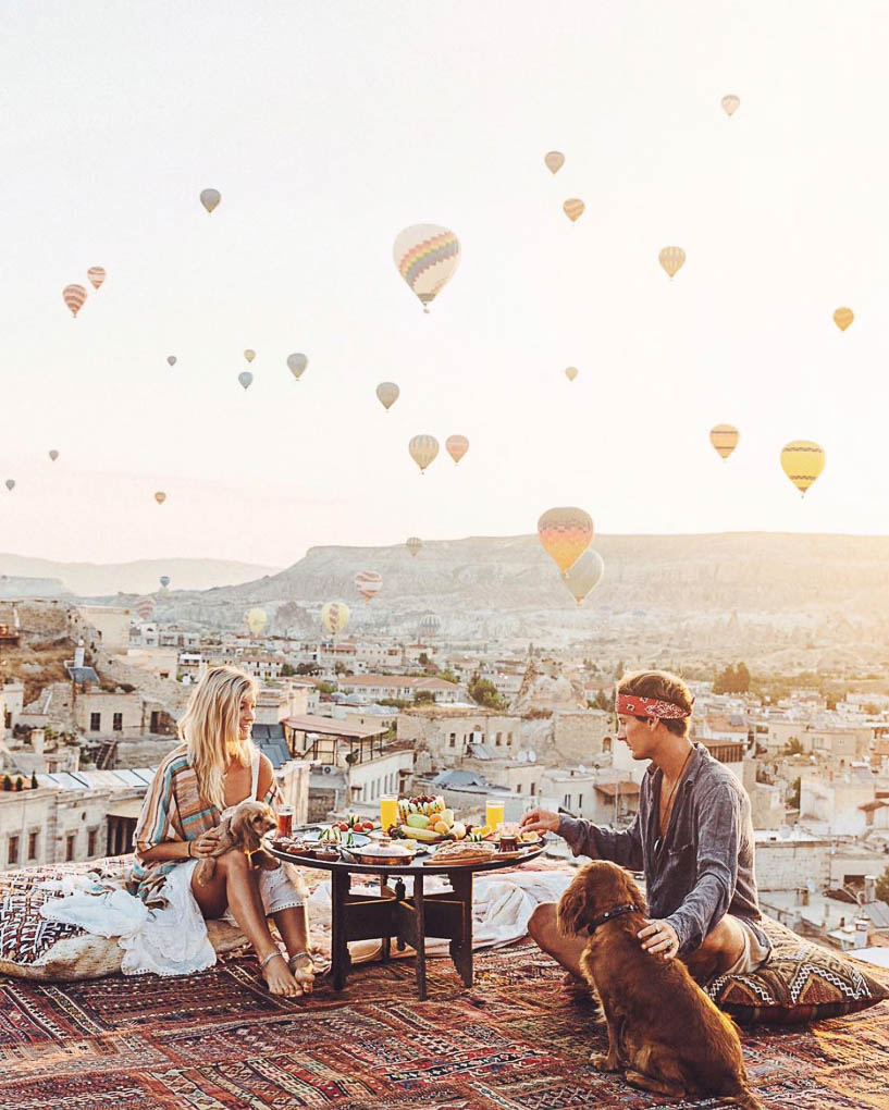 Do you travel x gypsea lust, Cappadocia, Turkey