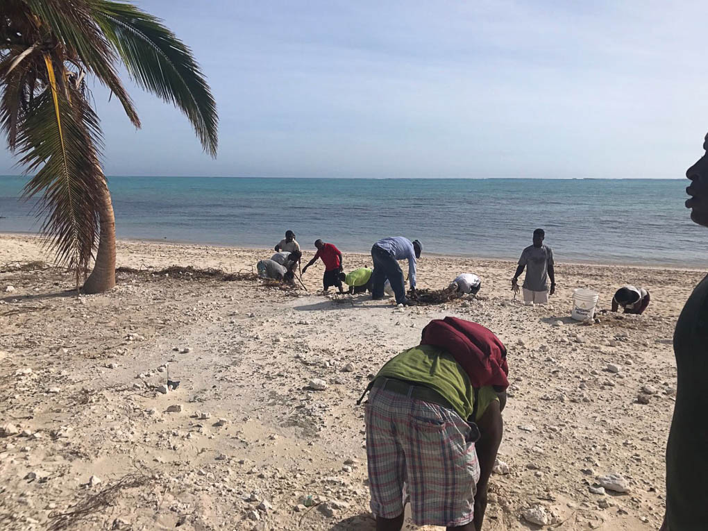Turks and Caicos recovery after Hurricane Irma