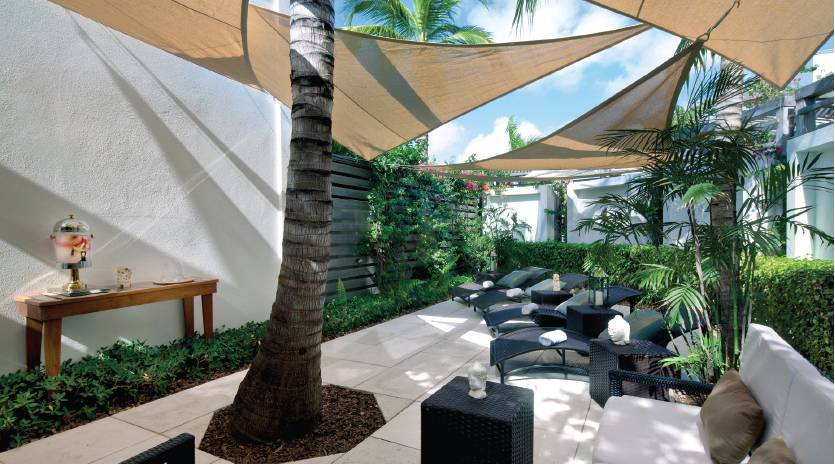 Exhale Spa at the Gansevoort Resort Turks and Caicos