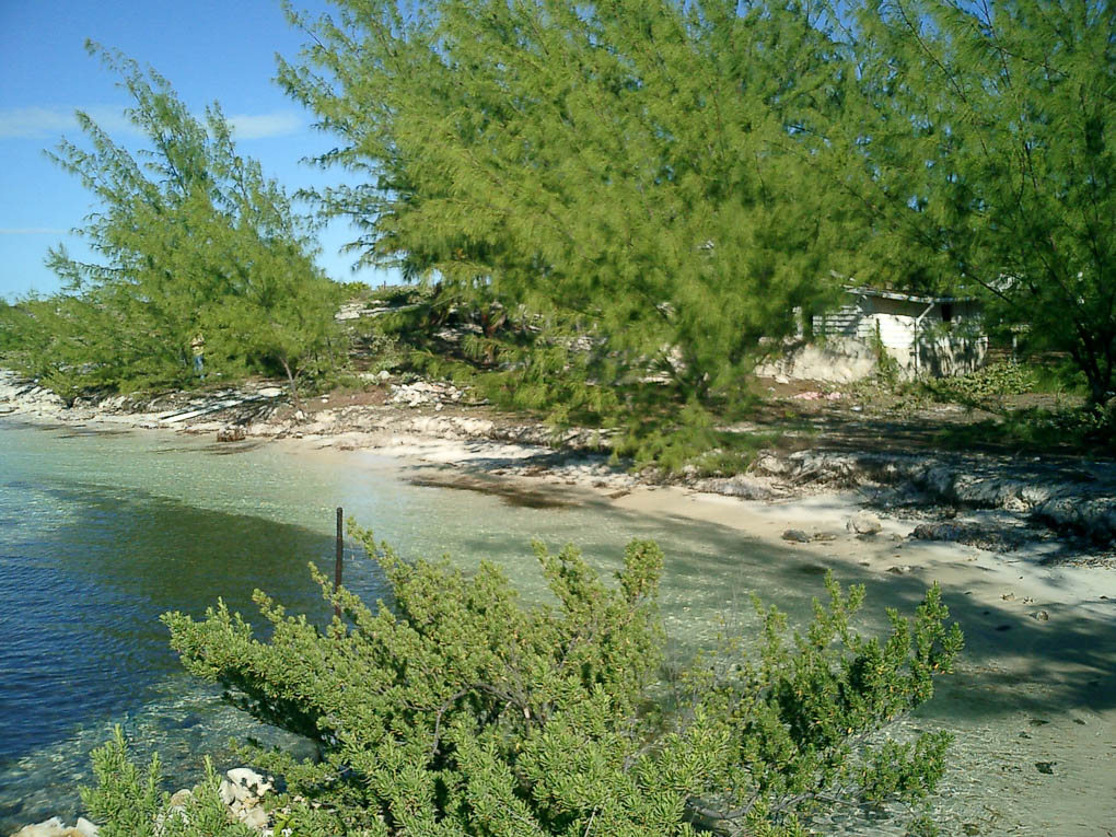 Buy land on South Caicos