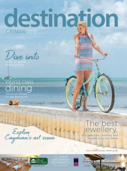 Destination Cayman Magazine 2019