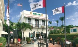 All your shopping needs catered for at A.H.RIISE Mall in the U.S Virgin Islands