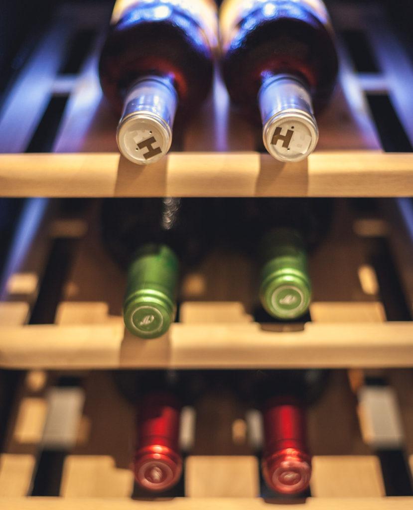 Amenity Wine Fridge