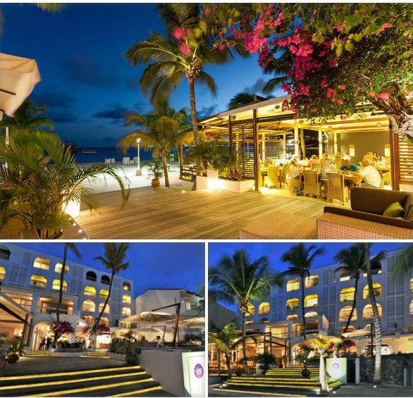 The Holland House Beach Hotel Is A Landmark Located In Philipsburg St Maarten With Many Duty Free S On Its Northern Side Offers