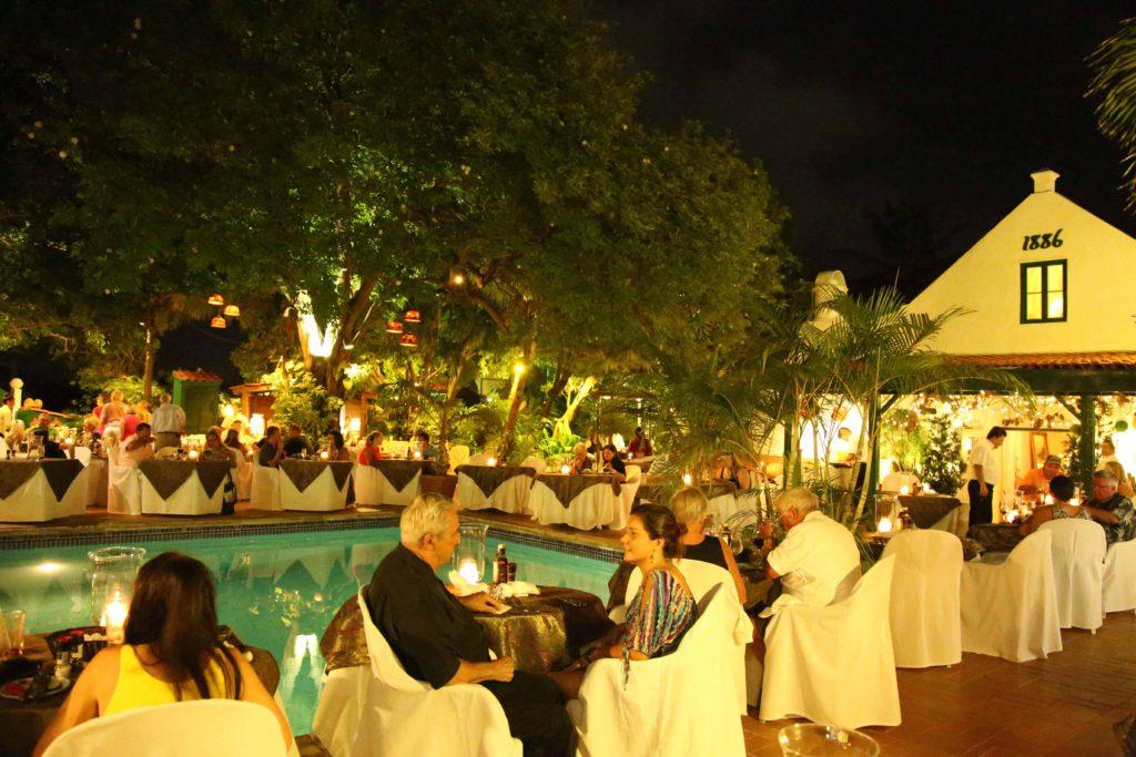 Aruba's amazing Papiamento Restaurant