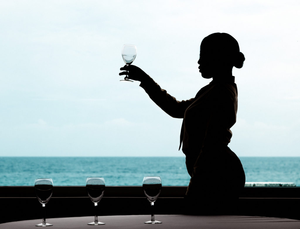 Next Level Luxury at Sonesta Ocean Point Resort with personalized wine selection