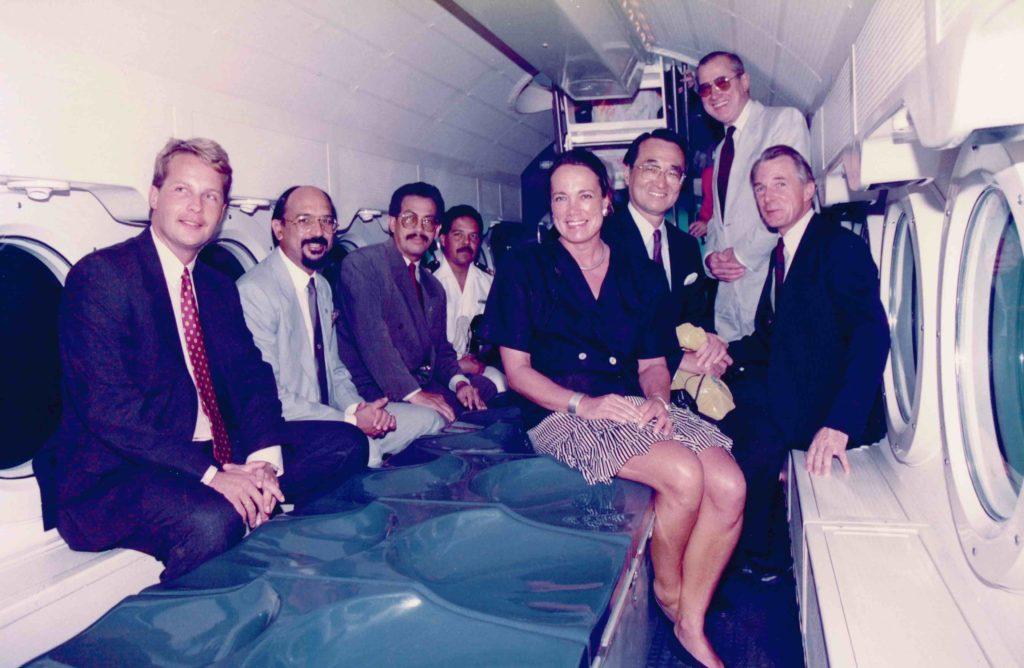 Atlantis Submarines Aruba first dive - Oct. 1990 (4)