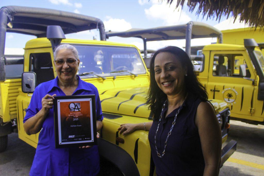 De Palm Tours earns MLT Vacations 2015 Quality Assurance Award