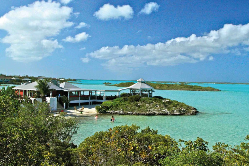 Restaurant & bar review: Las Brisas, Providenciales Turks and Caicos