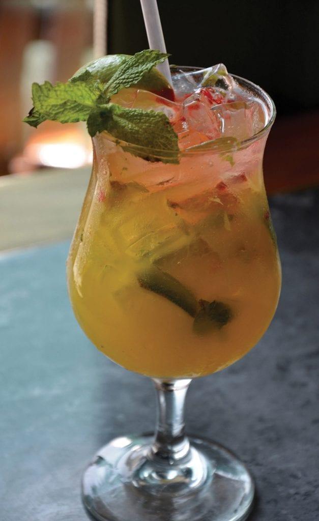 P118 Cimboco Mango Mojito Cocktails