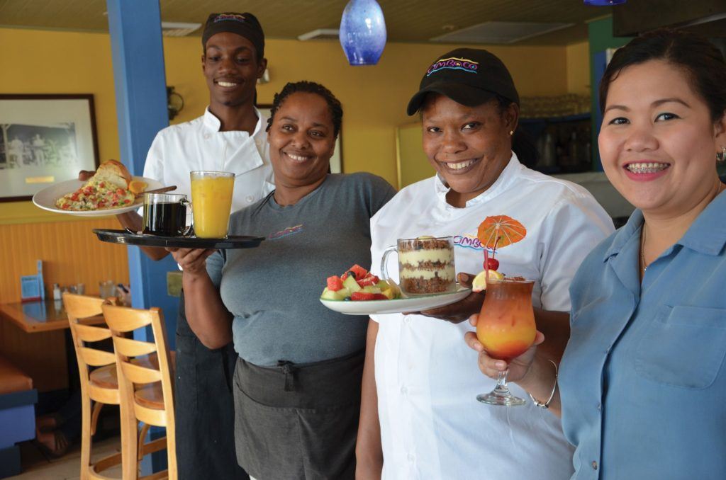 Best breakfast and brunch places on Grand Cayman