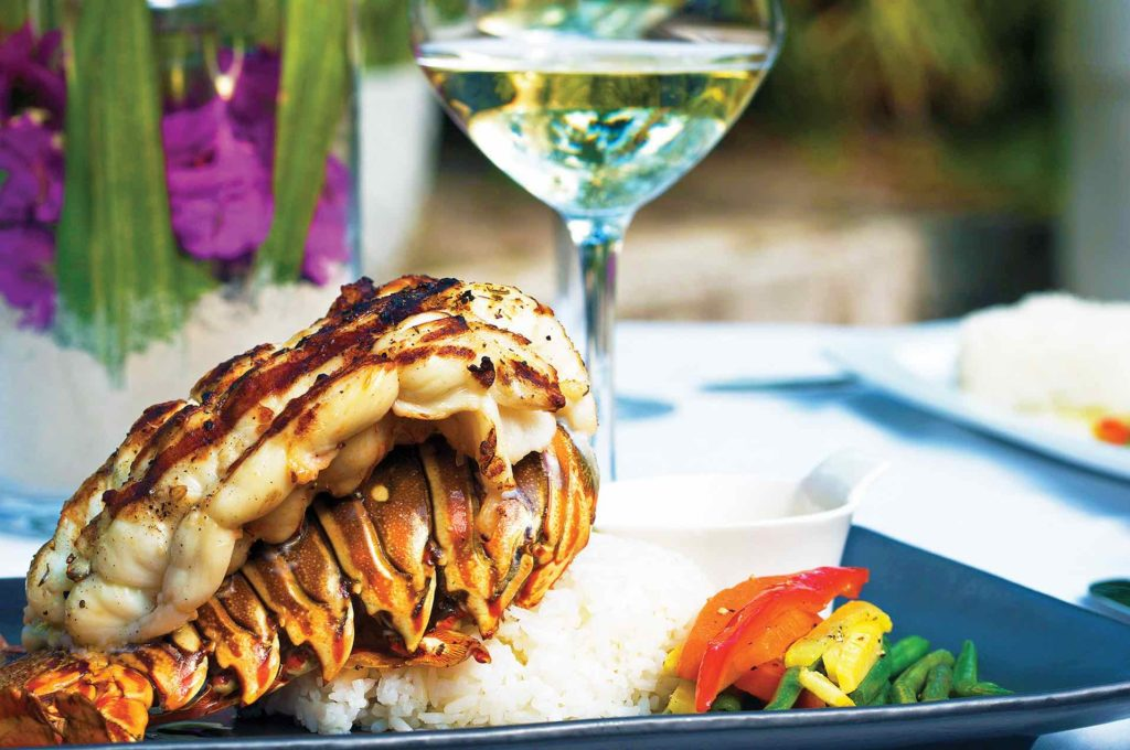 Restaurant review: Opus, Turks and Caicos Islands
